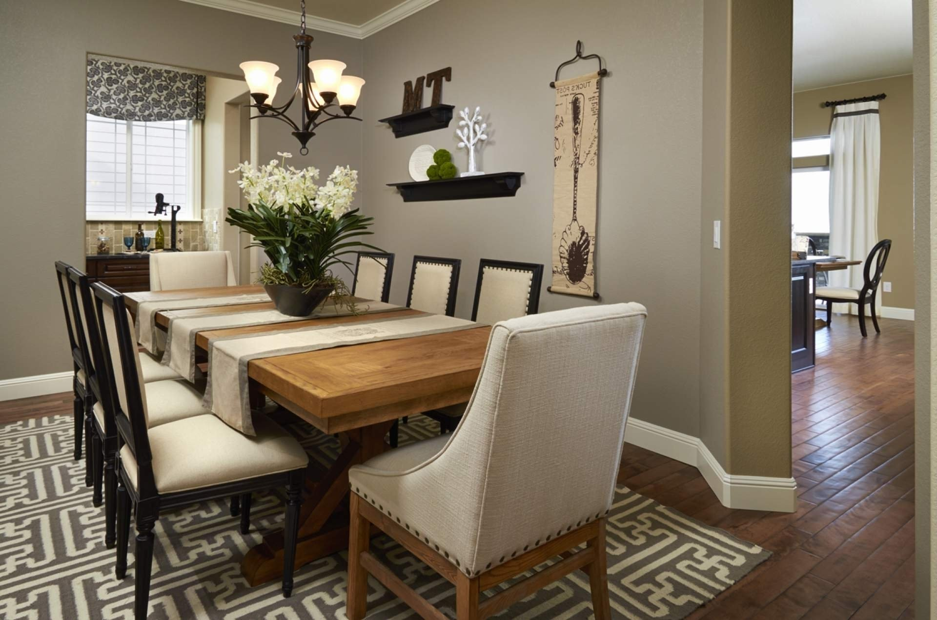 10 Fashionable Decorating Ideas For Dining Room decorating ideas for dining room walls new picture image on bbfedeec 1 2020