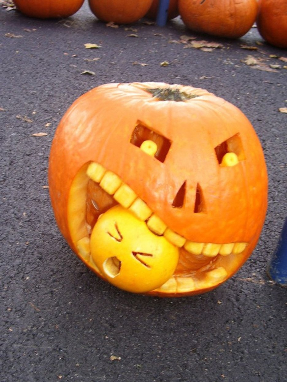 10 Great Good Ideas For Pumpkin Carving decorating ideas good picture of accessories for kid halloween 2021