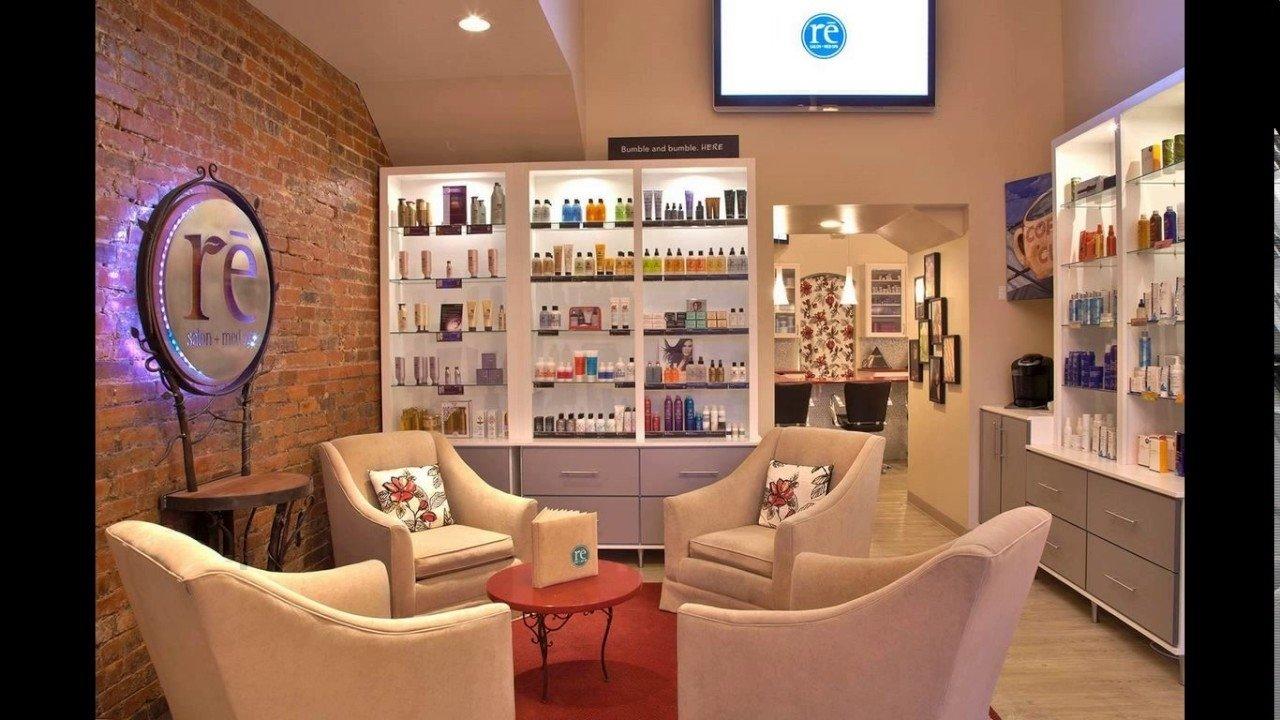 10 Ideal Nail Salon Interior Design Ideas decorating ideas nail salon interior design youtube 2020