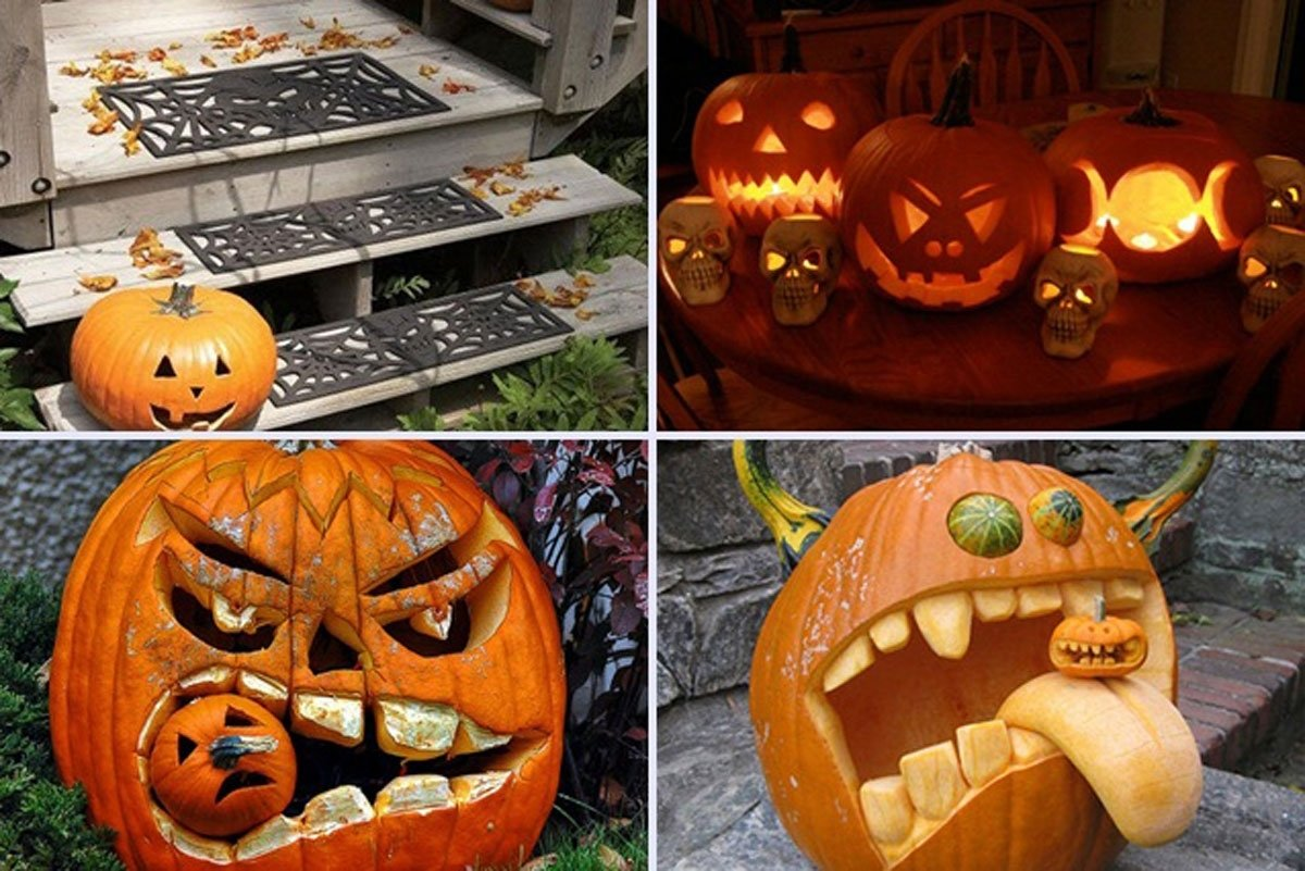 10 Best Cute Couple Pumpkin Carving Ideas decorating ideas top notch picture of creative shape eating another 2020