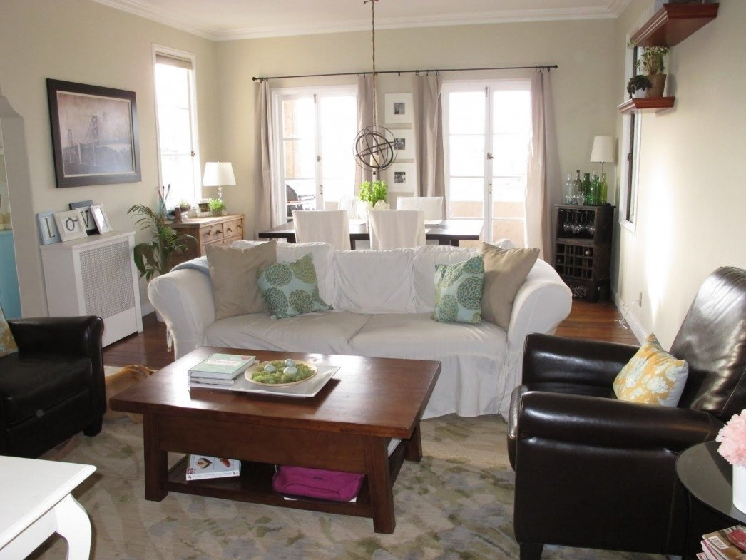 10 Ideal Living Room Dining Room Combo Decorating Ideas decorating living room dining glamorous living room and dining room 2020