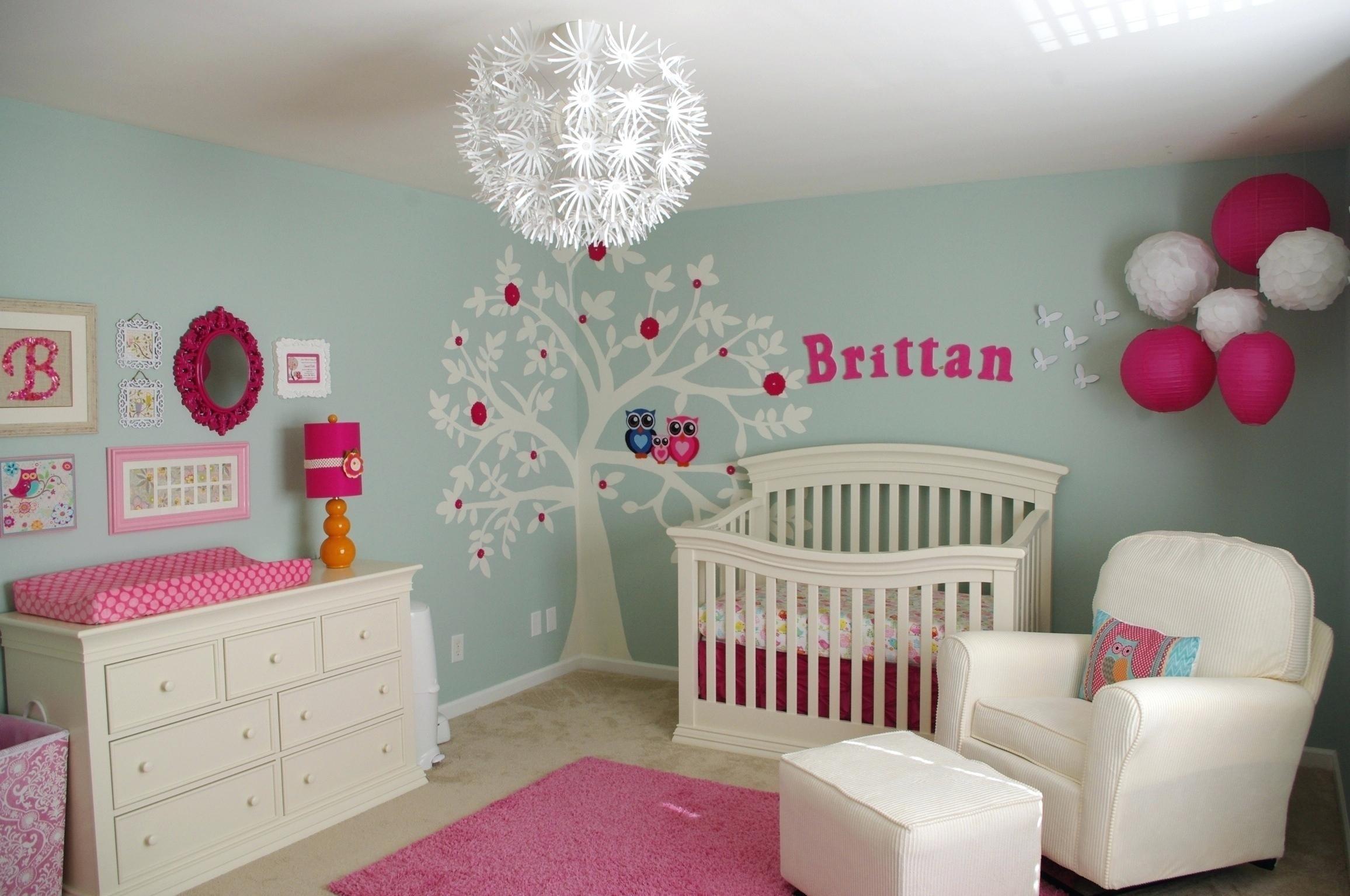 10 Spectacular Baby Girl Room Theme Ideas decoration baby girl room theme ideas