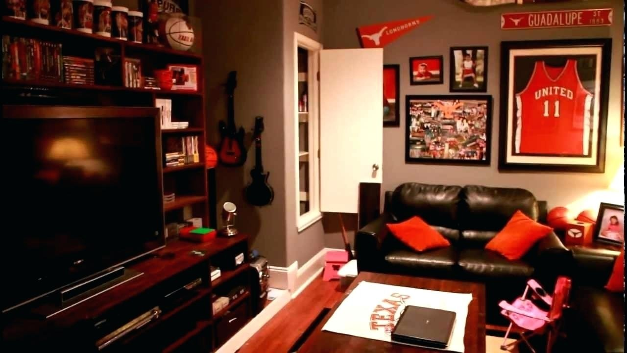 10 Perfect Game Room Ideas For Men decoration game room ideas for men concrete man cave decor source a 2020