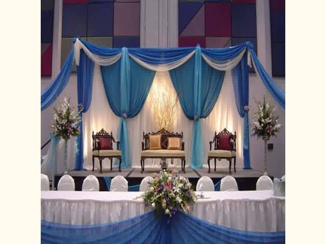 10 Famous Simple Wedding Decoration Ideas For Reception decoration ideas for wedding reception new youtube 2020