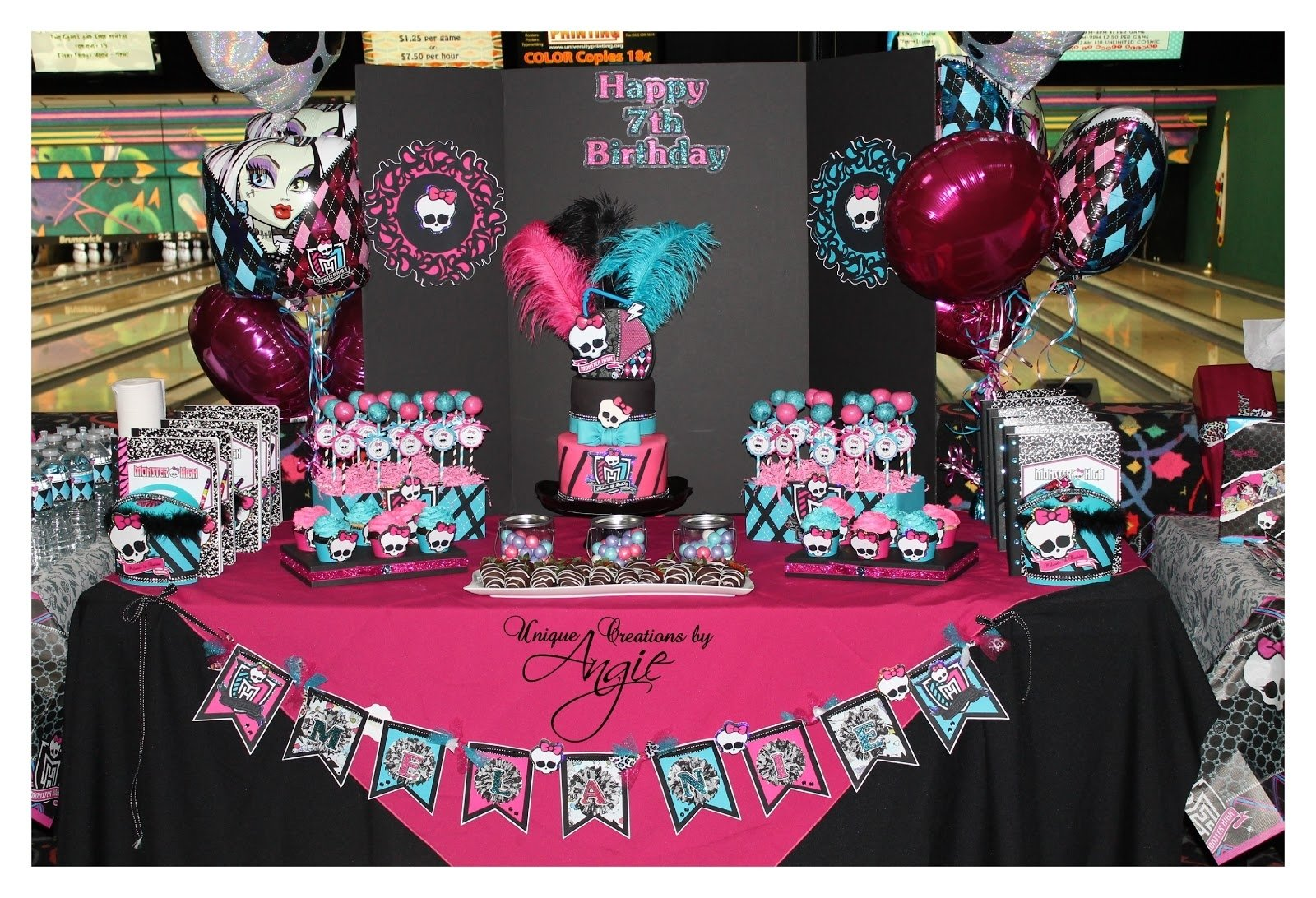 decoration monster high. excellent monster high classroom decoration