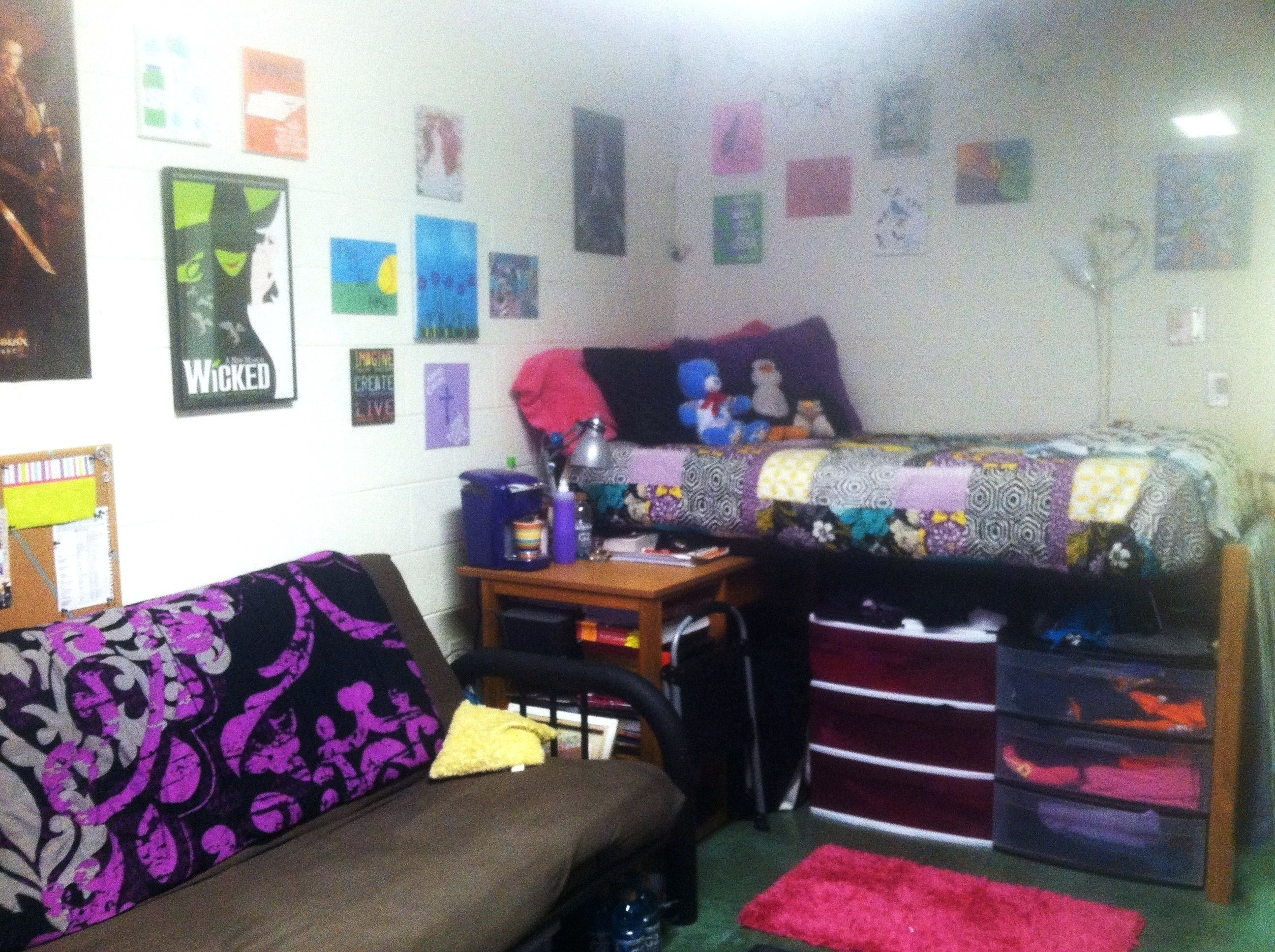 10 most popular college dorm room decorating ideas