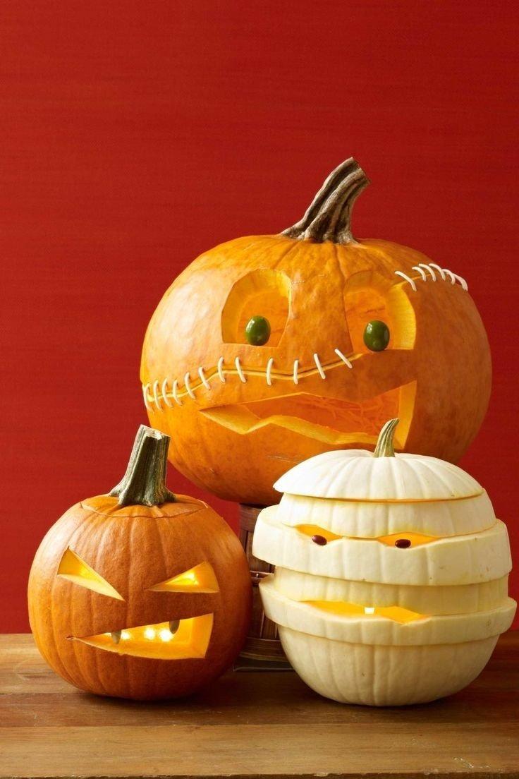 10 Fashionable Creative Pumpkin Ideas No Carving decorations creative pumpkin ideas creative pumpkin ideas easy 2020