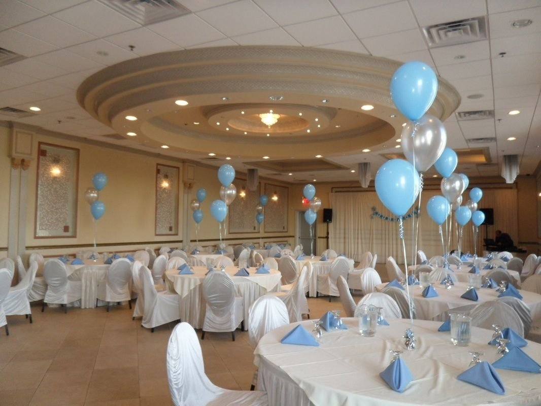 10 Famous Baptism Party Ideas For Boys decorations for baptism party created a custom made banner for the
