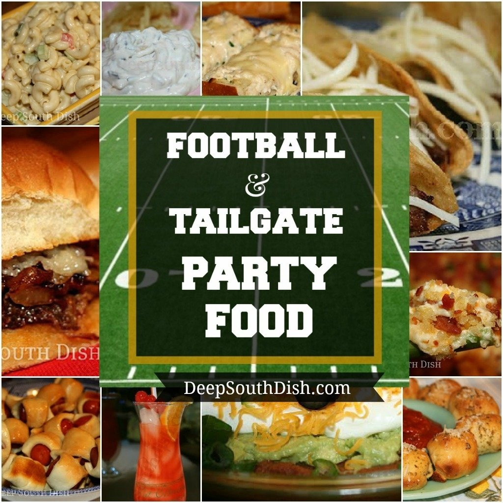 10 Best Football Party Food Menu Ideas deep south dish football tailgate and party foods 1 2020
