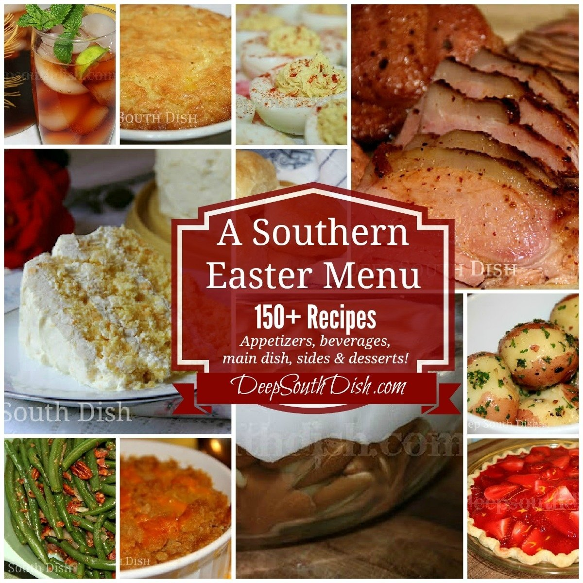 10 Wonderful Easy Easter Dinner Menu Ideas deep south dish southern easter menu ideas and recipes 6 2020