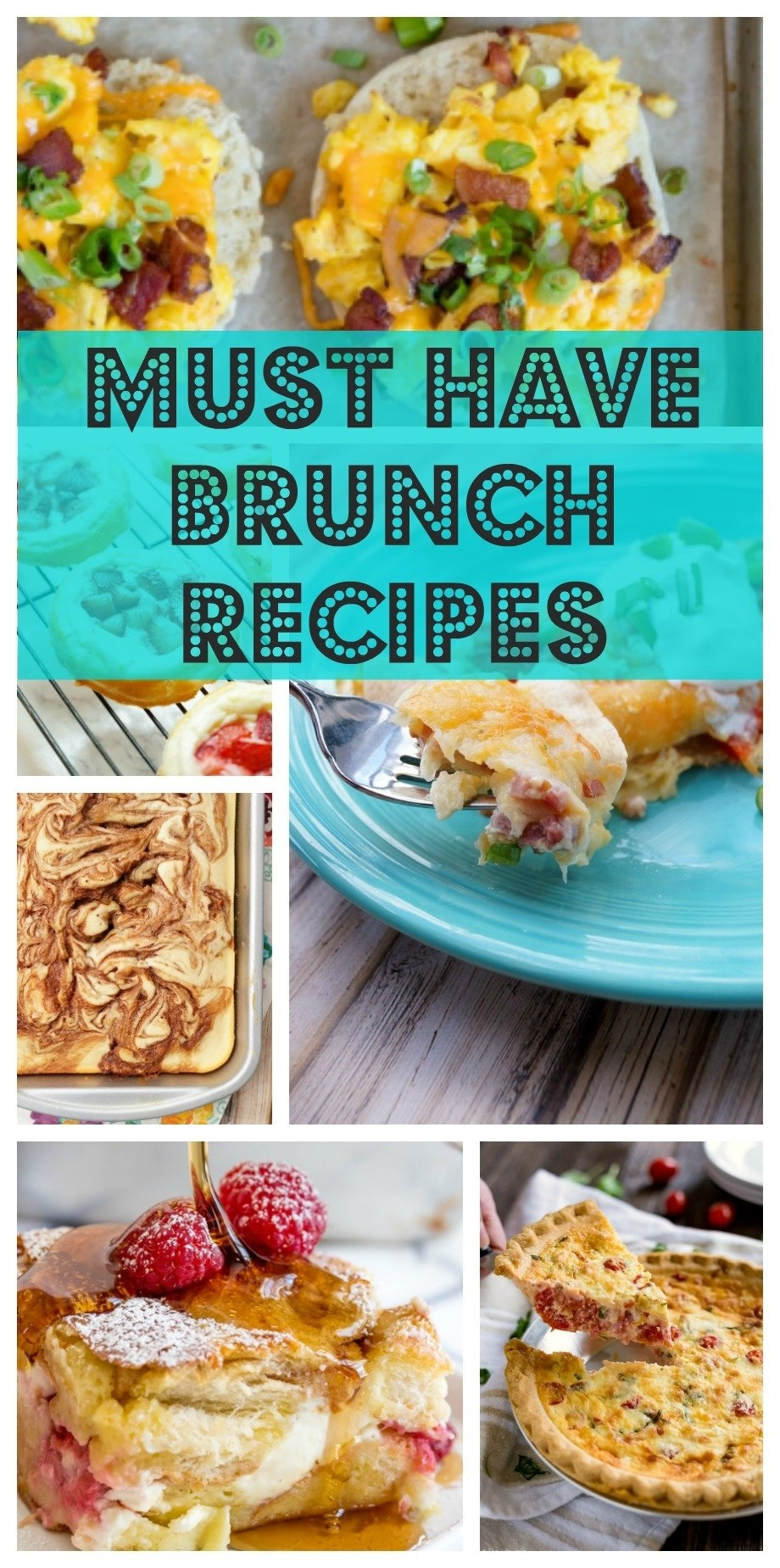 10 Great Easy Brunch Ideas For A Crowd delicious sweet and savory brunch recipes 2020