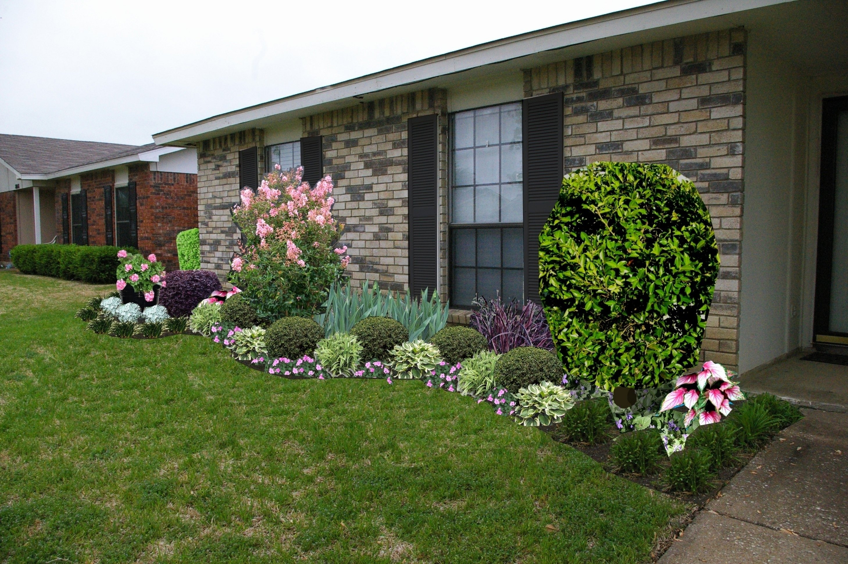 10 Nice Ideas For Front Yard Landscaping delivered front yard landscaping ideas pictures luxury garden www 2020