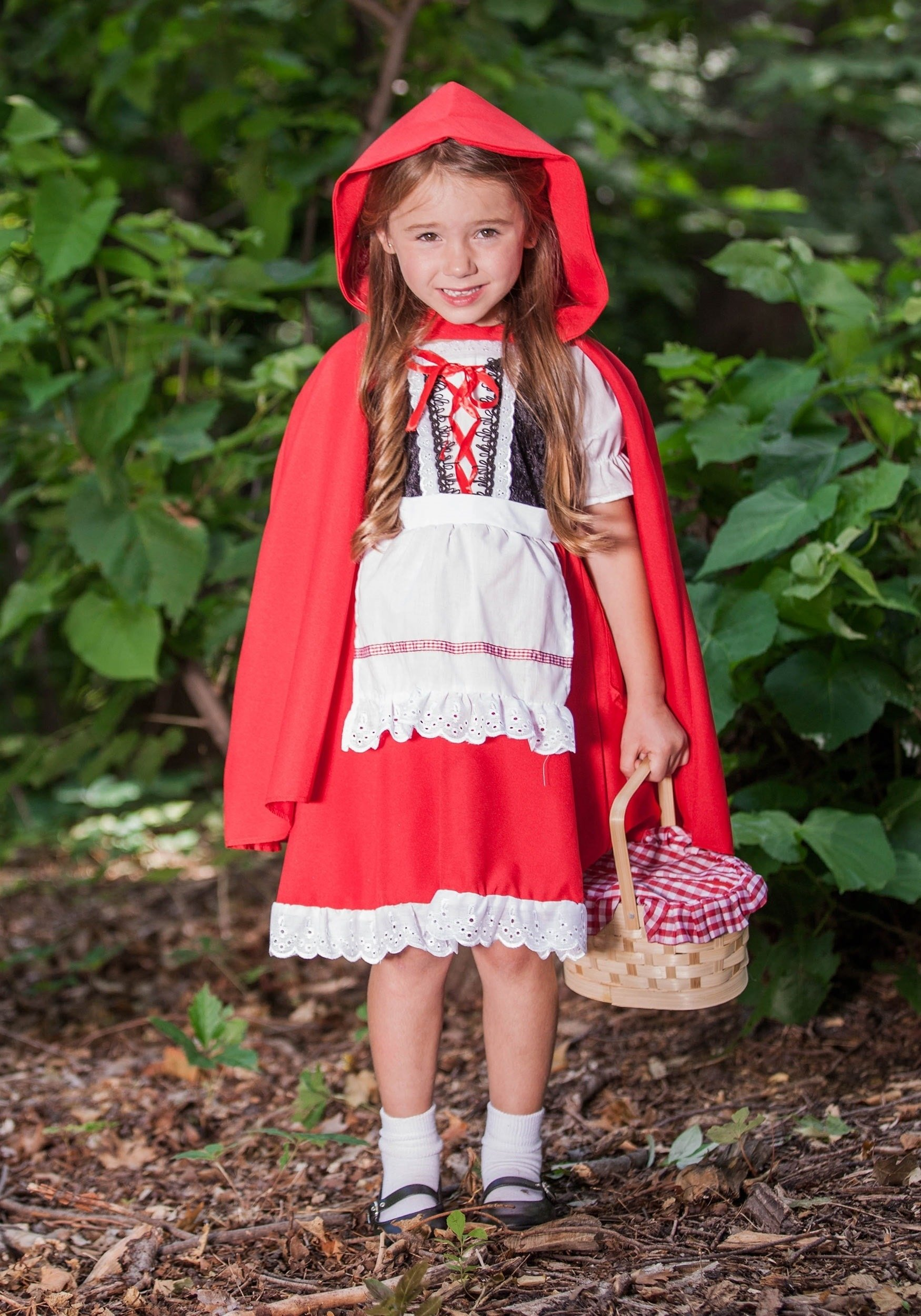 10 Pretty Little Red Riding Hood Costume Ideas deluxe child little red riding hood costume 2021