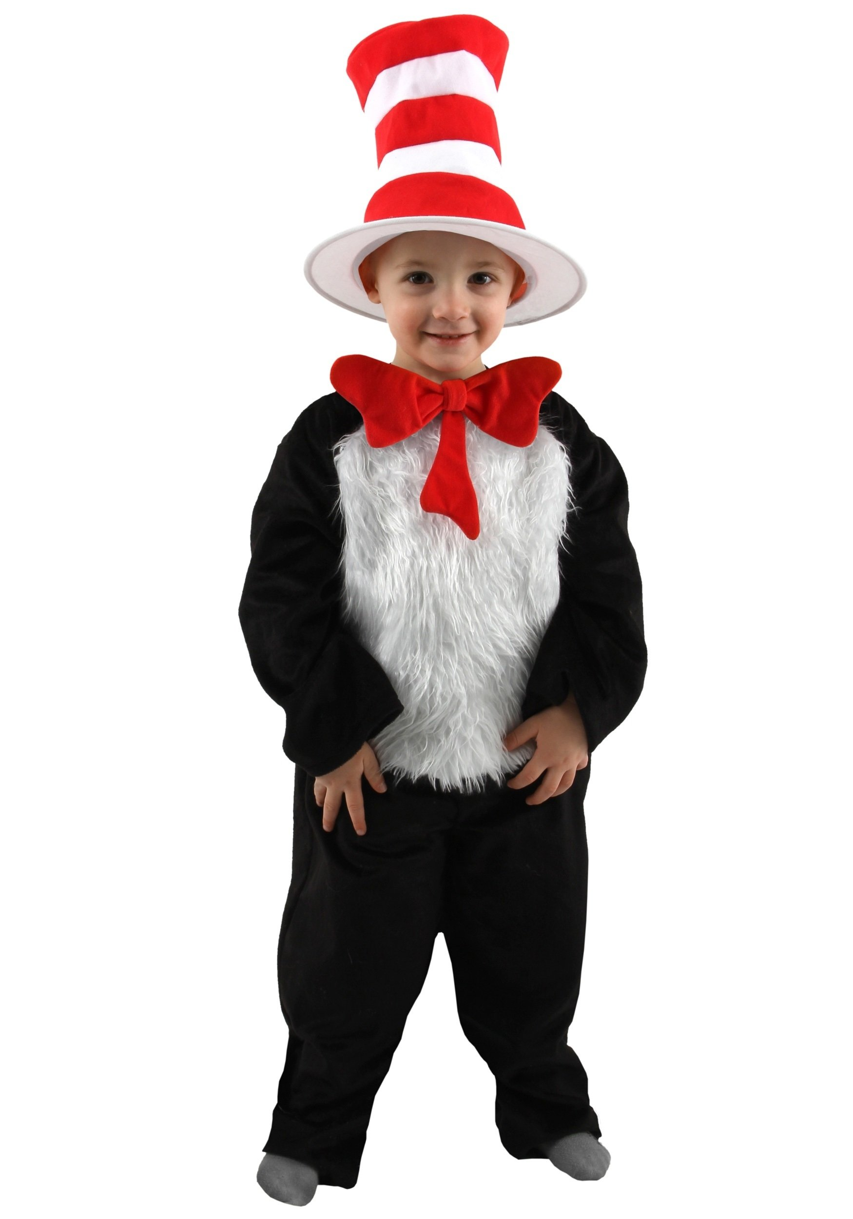 10 Lovable Cat In The Hat Costume Ideas deluxe toddler cat in the hat costume