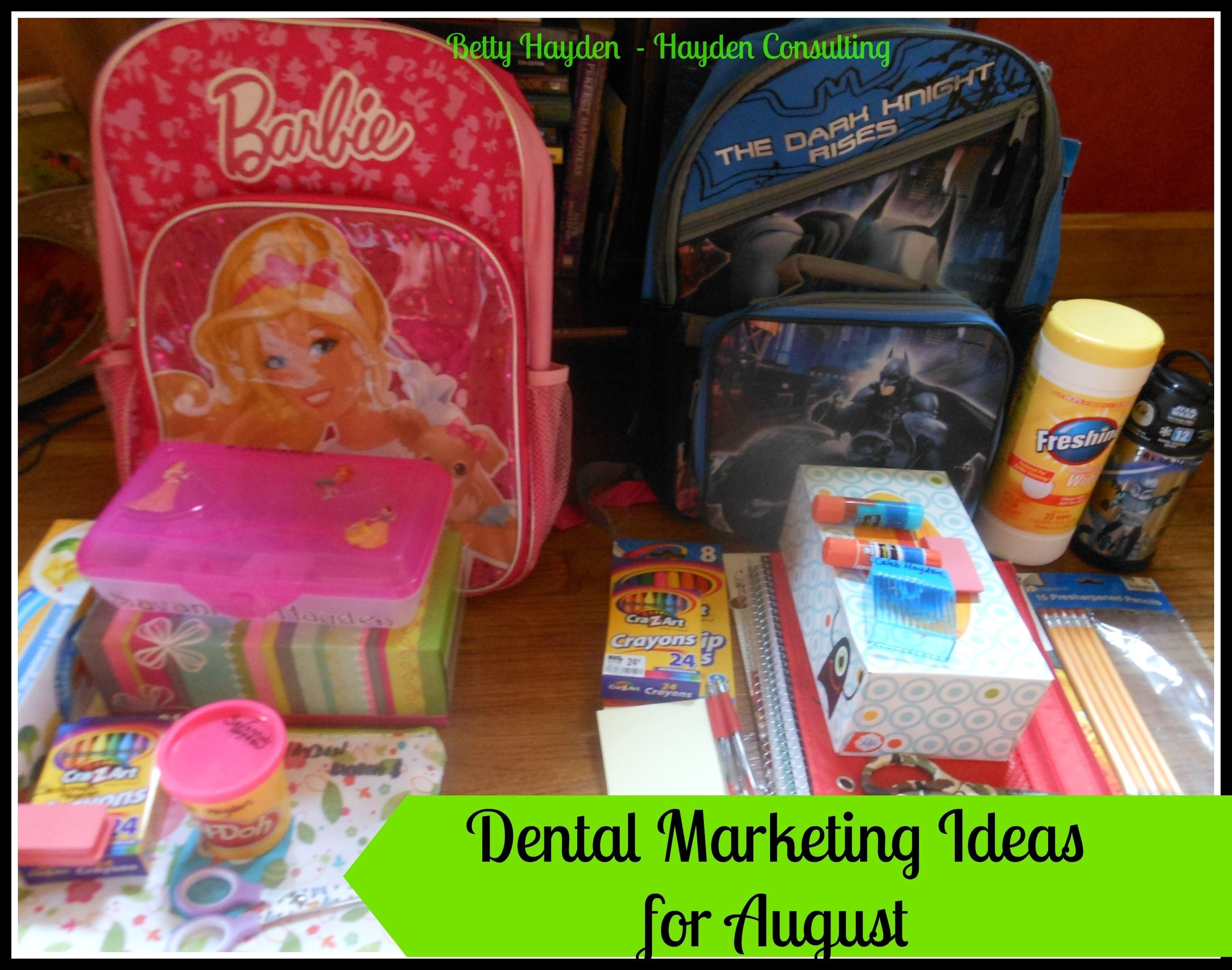dental marketing ideas for august | marketing ideas, dental and