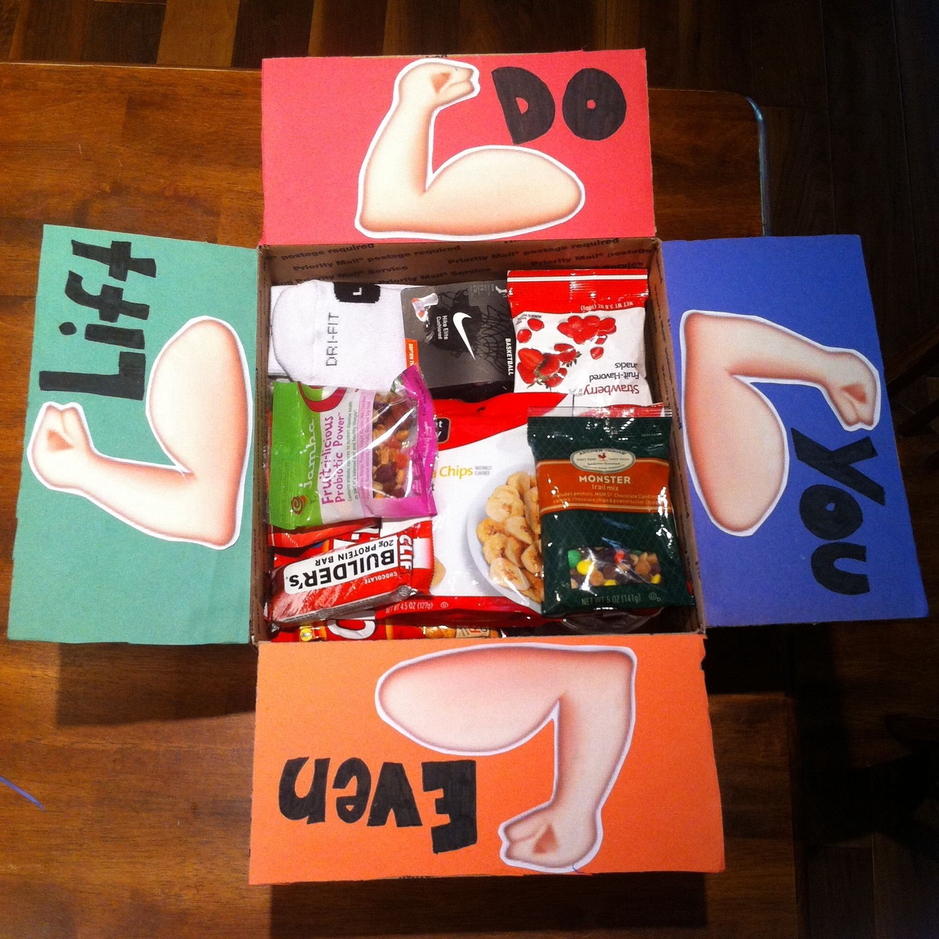 10 Gorgeous Cute Care Package Ideas For Boyfriend deployment care package idea projects to try pinterest 1 2020