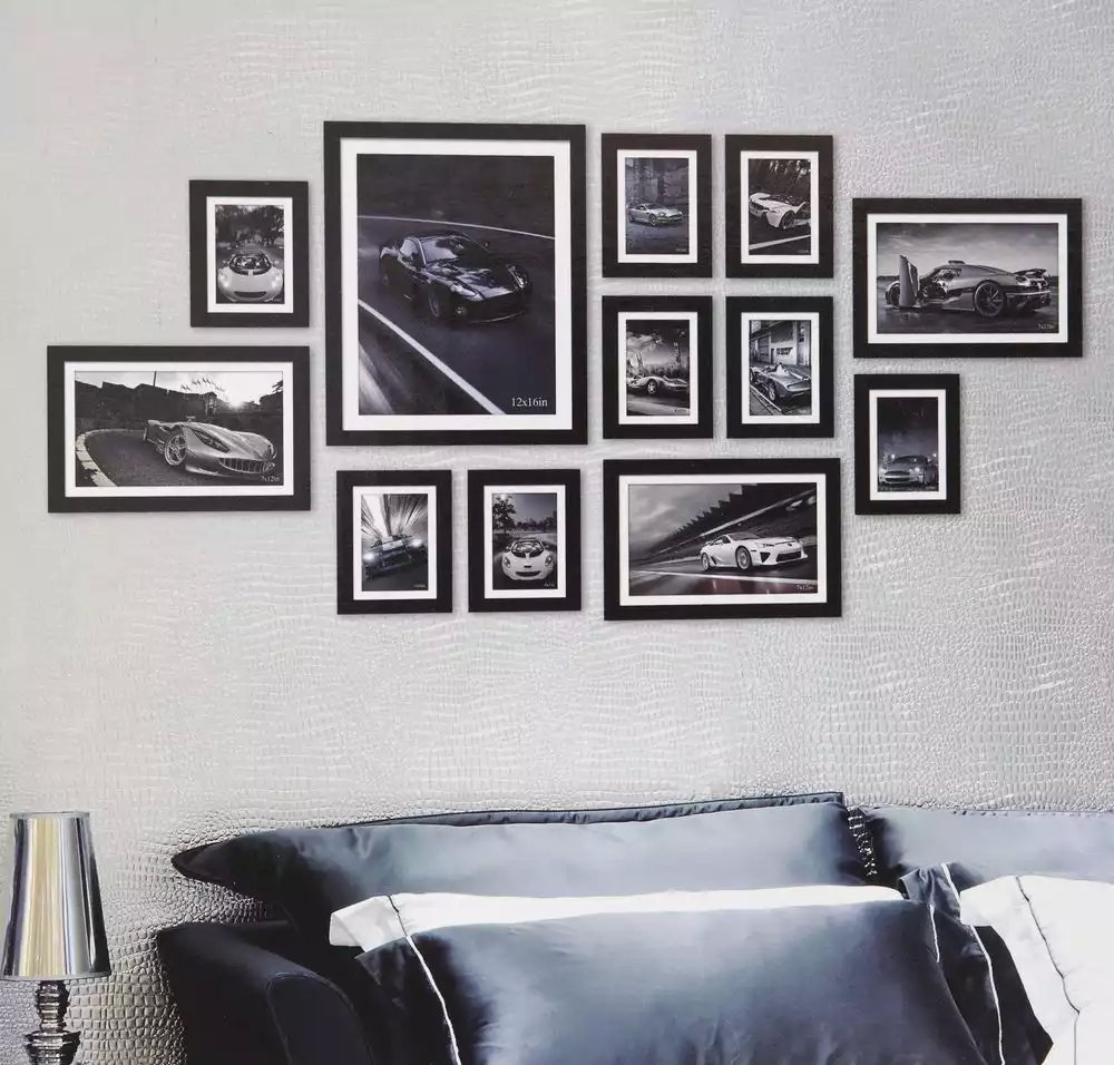 10 Trendy Photo Collage On Wall Ideas design collage picture frames my decorative 2020