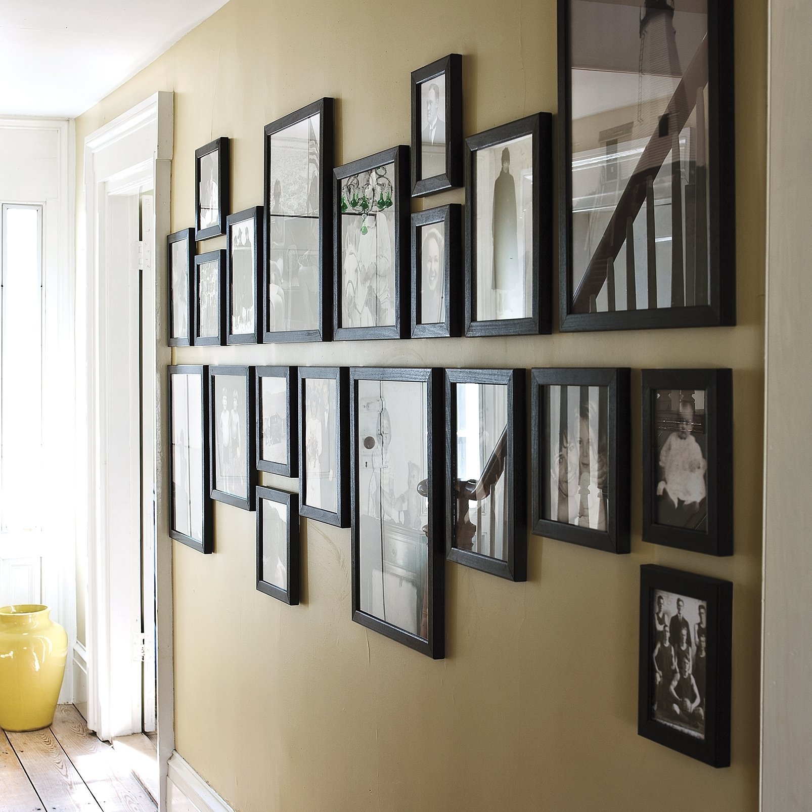 10 Unique Hanging Pictures On Wall Ideas design ideas any different ways to hang pictures cream wall paint 2020