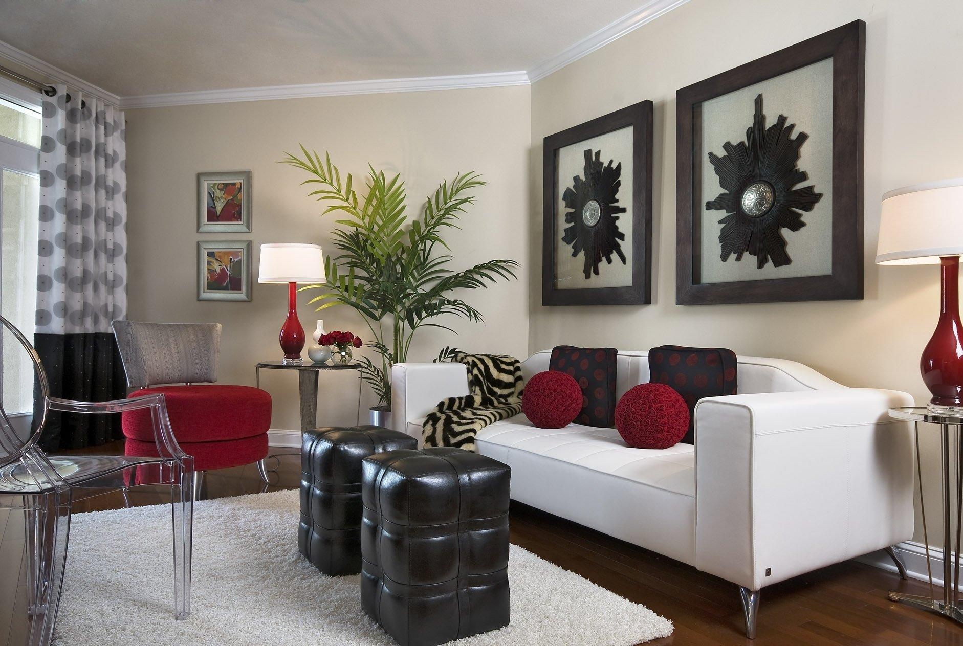 10 Attractive Decorating Ideas For Small Living Room design living room for small spaces 1 2020