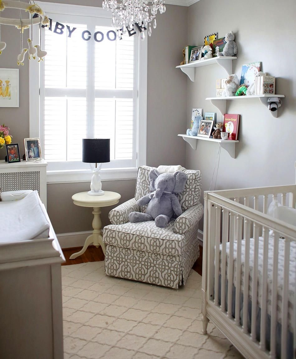 10 Gorgeous Nursery Ideas For Small Rooms design tips for small nurseries small nurseries pregnancy 2020