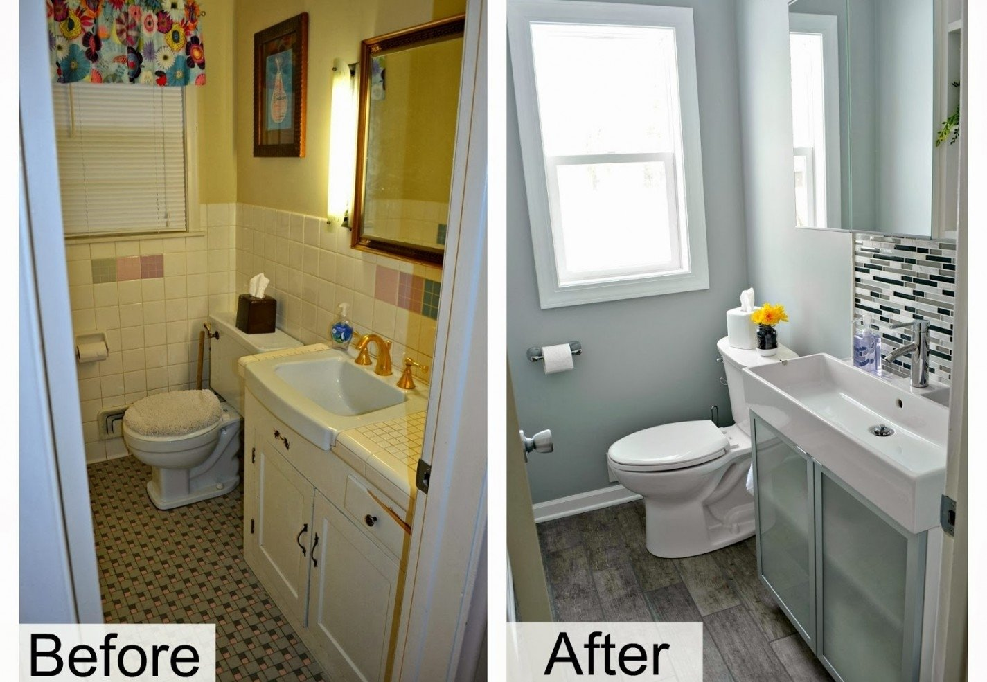 10 Perfect Low Cost Bathroom Remodel Ideas