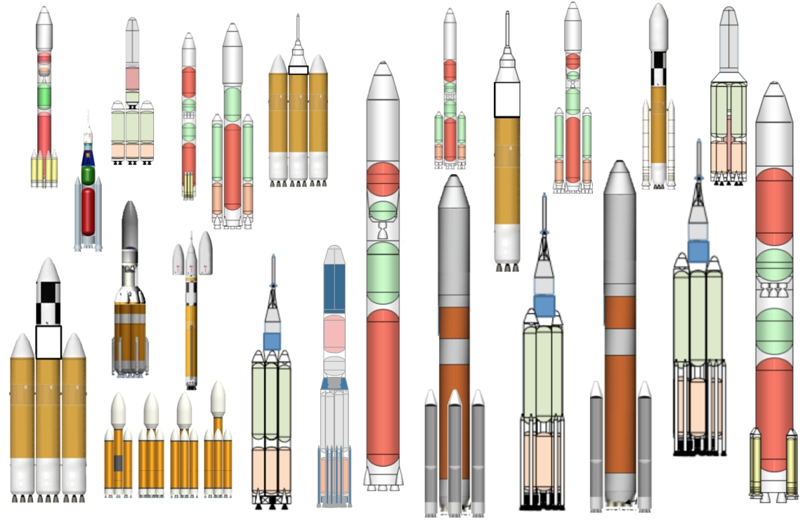 10 Fabulous A Rocket To The Moon Your Best Idea designing a rocket in six easy steps rocketology nasas space 2020