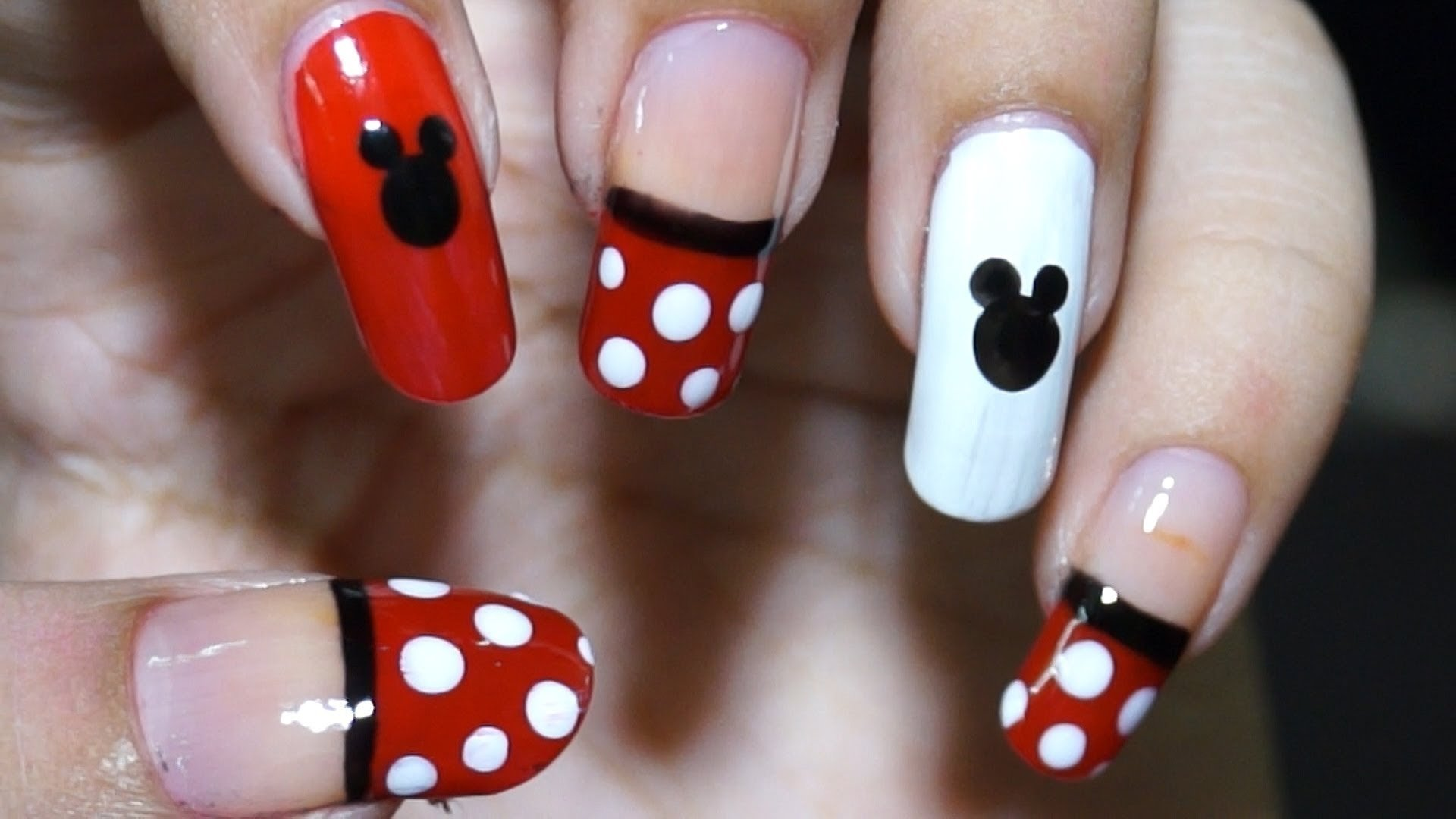 10 Fantastic Nail Art Ideas Easy Step By Step designing nails at home luxury nail art designs easy nail art ideas 2021