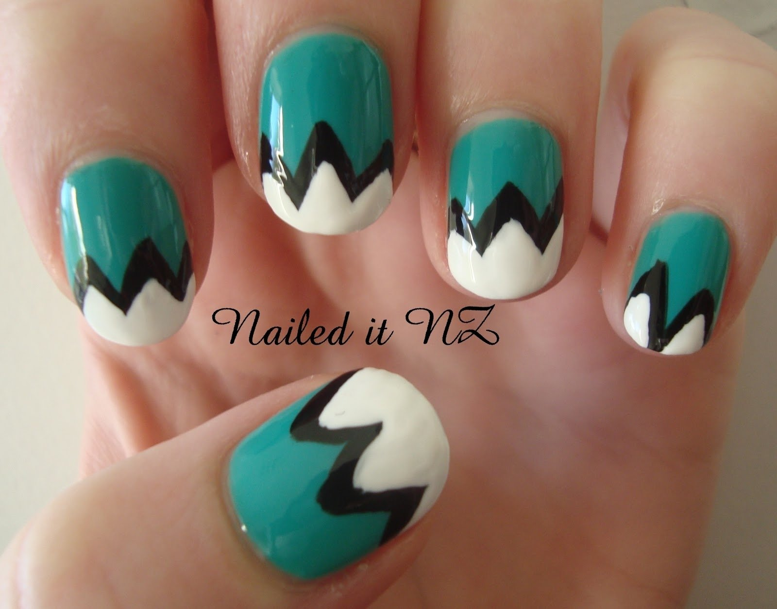 Easy Nail Art Designs At Home Step By Step