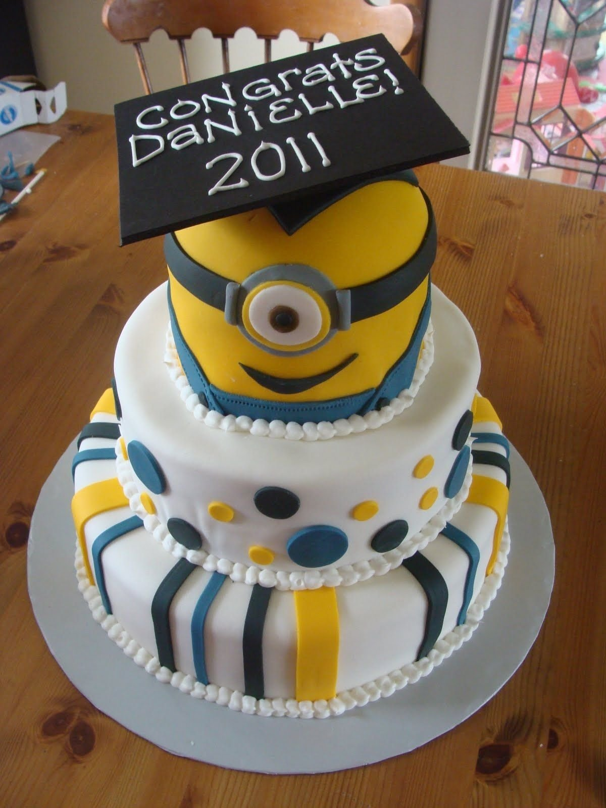 10 Trendy Despicable Me Birthday Cake Ideas despicable me 2 movie cakes photos sweet treatsbonnie