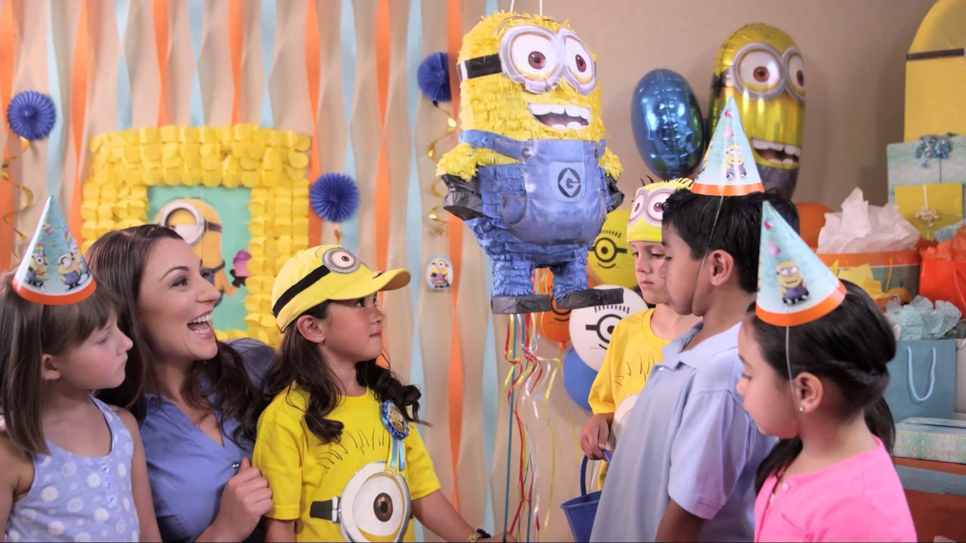 10 Nice Despicable Me 2 Birthday Party Ideas despicable me birthday party ideas youtube 1 2020