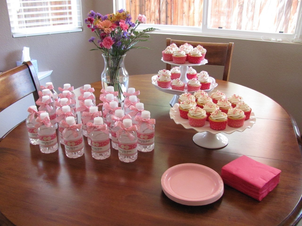 10 Unique Baby Shower Dessert Table Ideas dessert table ideas for a baby shower pink baby shower sweets table 2020