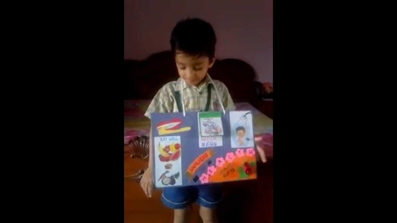 10 Best Show And Tell Ideas For Kindergarten devansh final preparation for show and tell competition on topic 1 2020