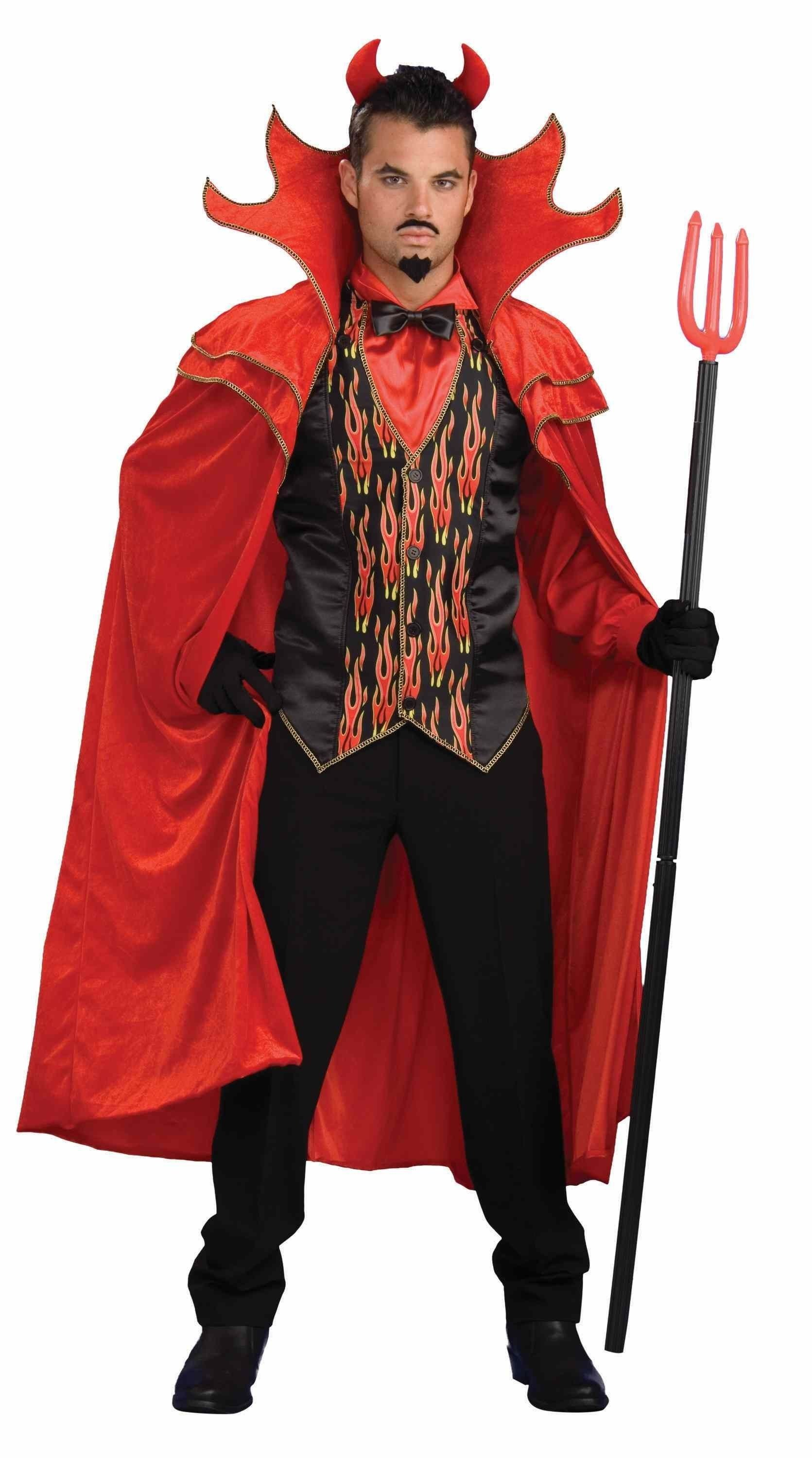10 Great Halloween Costumes Ideas For Boys devil costume idea boys halloween pinterest costumes 1 2021