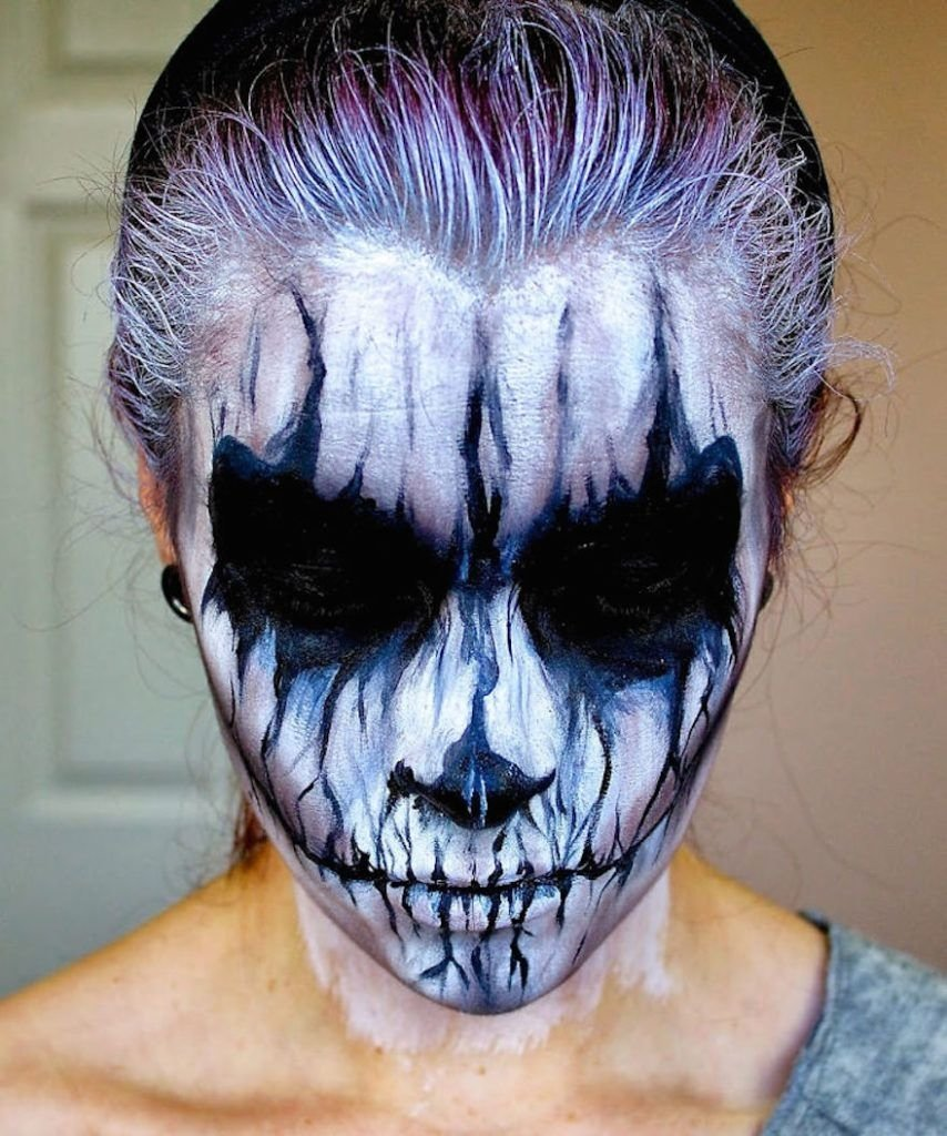 10 Best Halloween Makeup Ideas For Men devil halloween makeup ideas for men halloween make up ideas for 2020