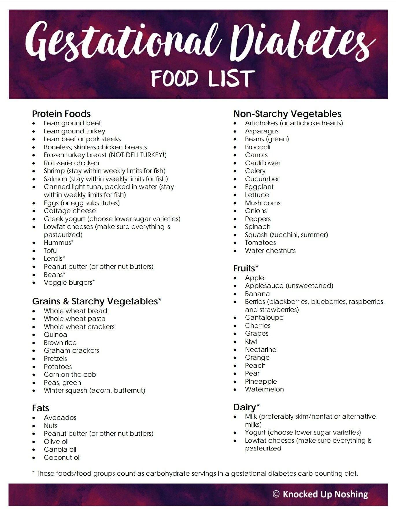 10 Lovely Gestational Diabetes Diet Menu Ideas diabetes support diabetes food gestational diabetes and diabetes 2020