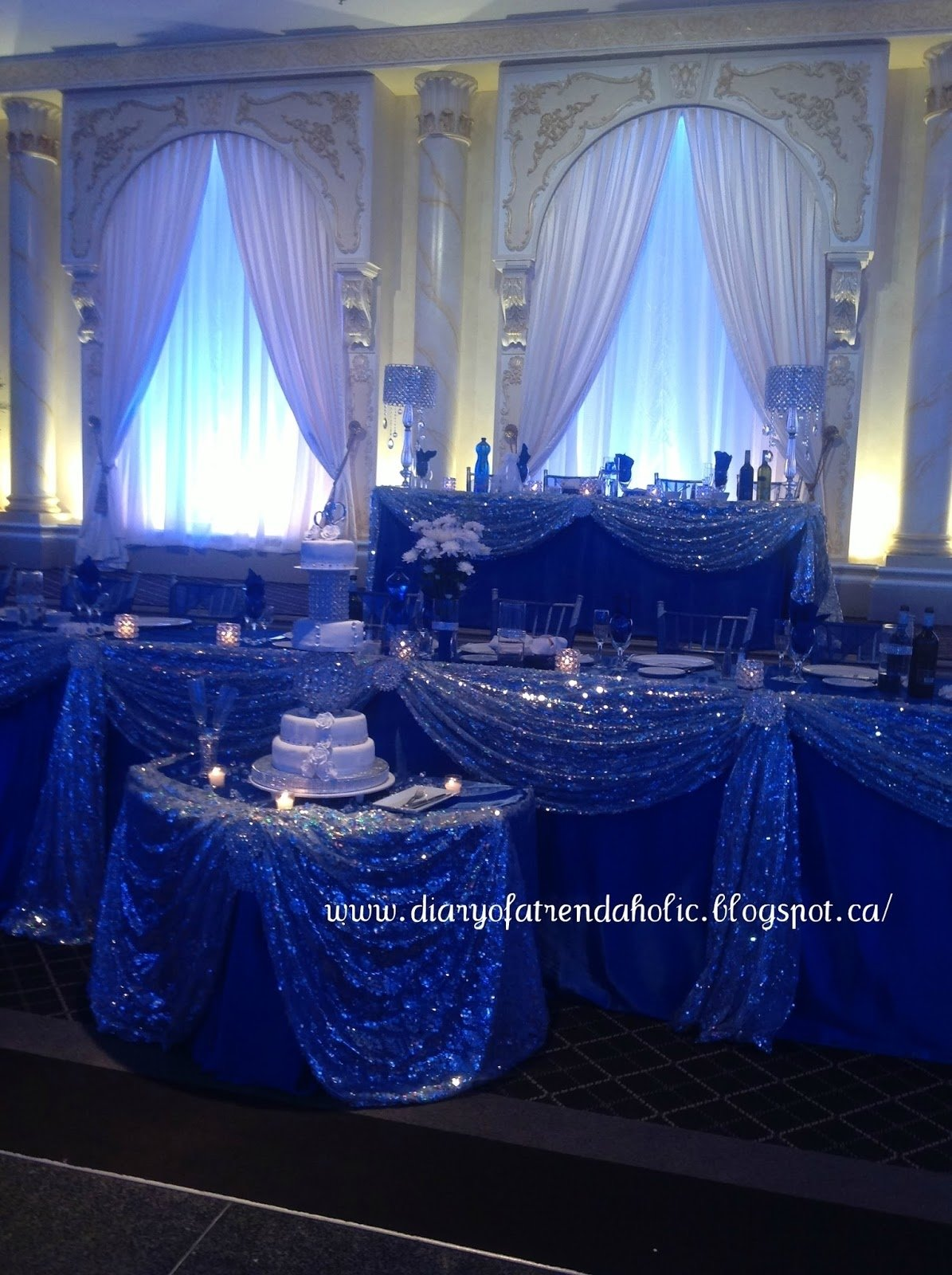 10 Unique Blue And Silver Wedding Ideas diary of a trendaholic blue and silver wedding 2020