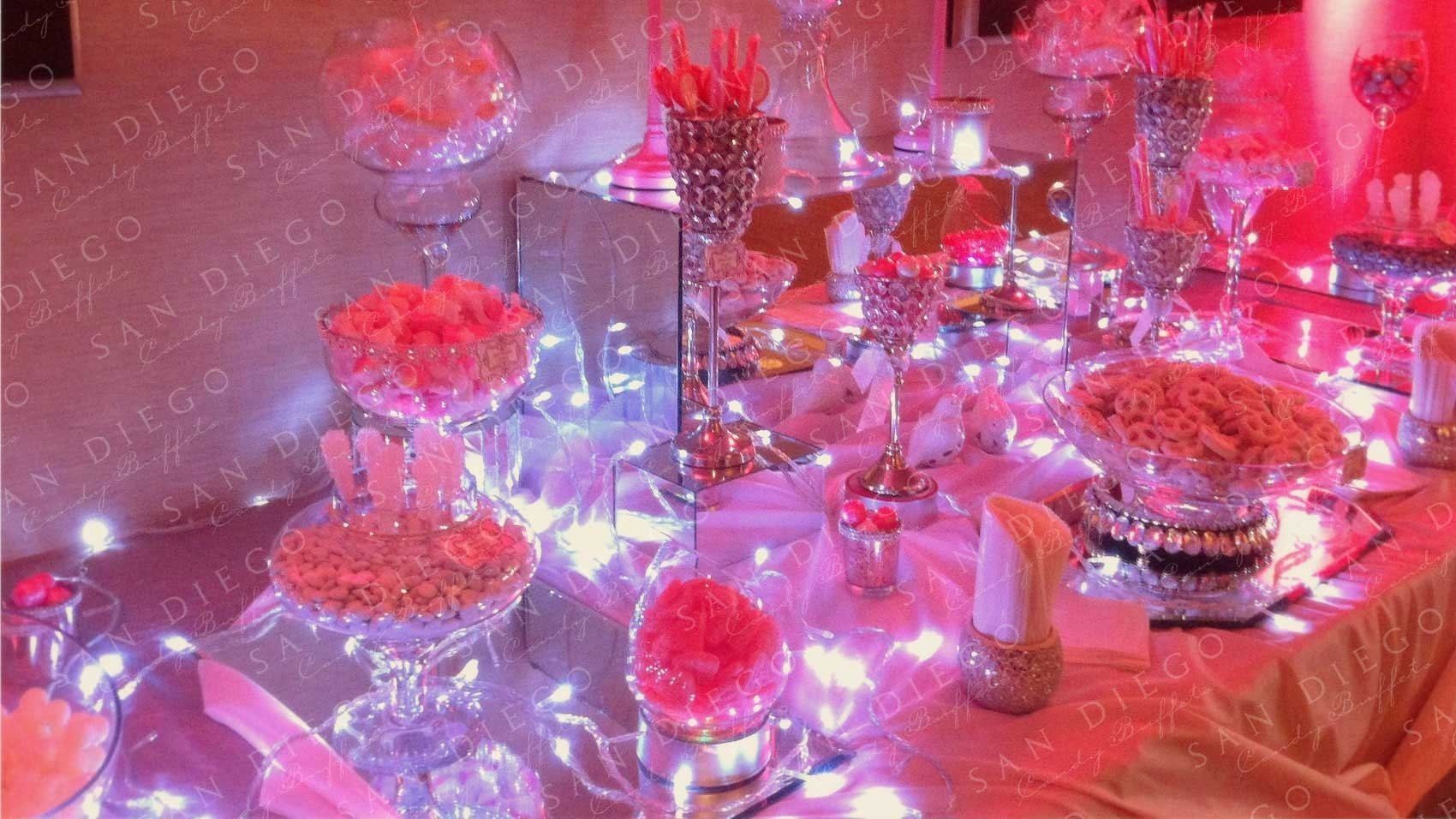 10 Unique San Diego Bachelor Party Ideas diego candy buffets 2020