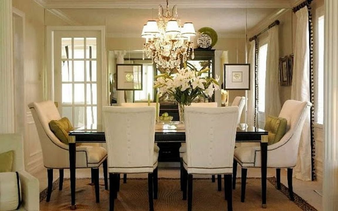 10 Fashionable Decorating Ideas For Dining Room dining room decor ideas deentight 2020