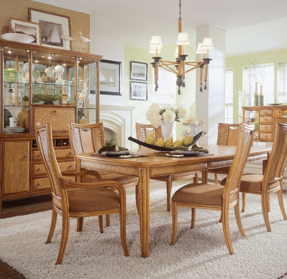 10 Pretty Dining Room Table Centerpieces Ideas dining room gorgeous wooden dining table centerpieces for dining 2020