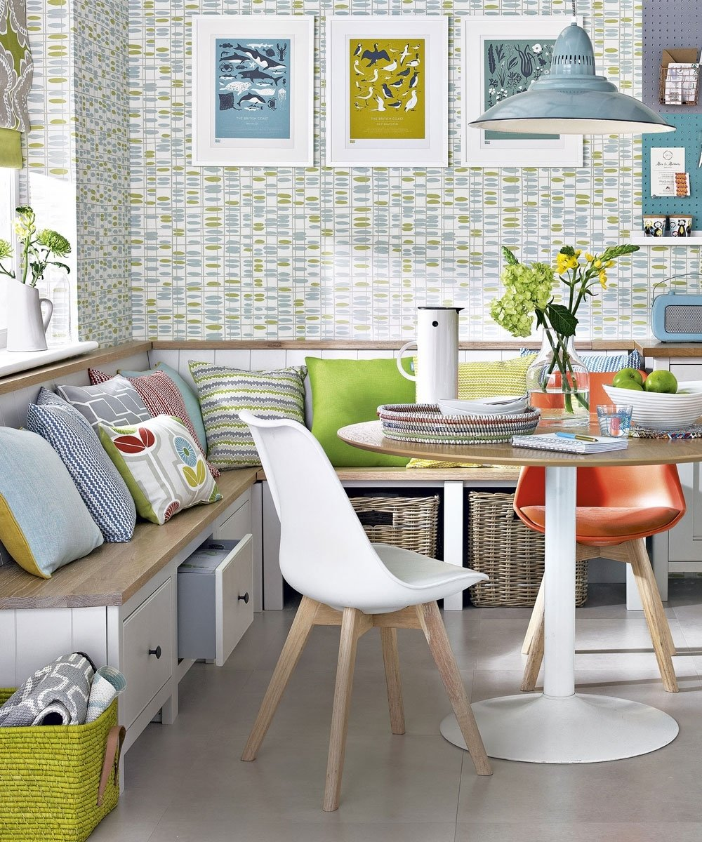 10 Fashionable Decorating Ideas For Dining Room dining room ideas designs and inspiration ideal home 2020