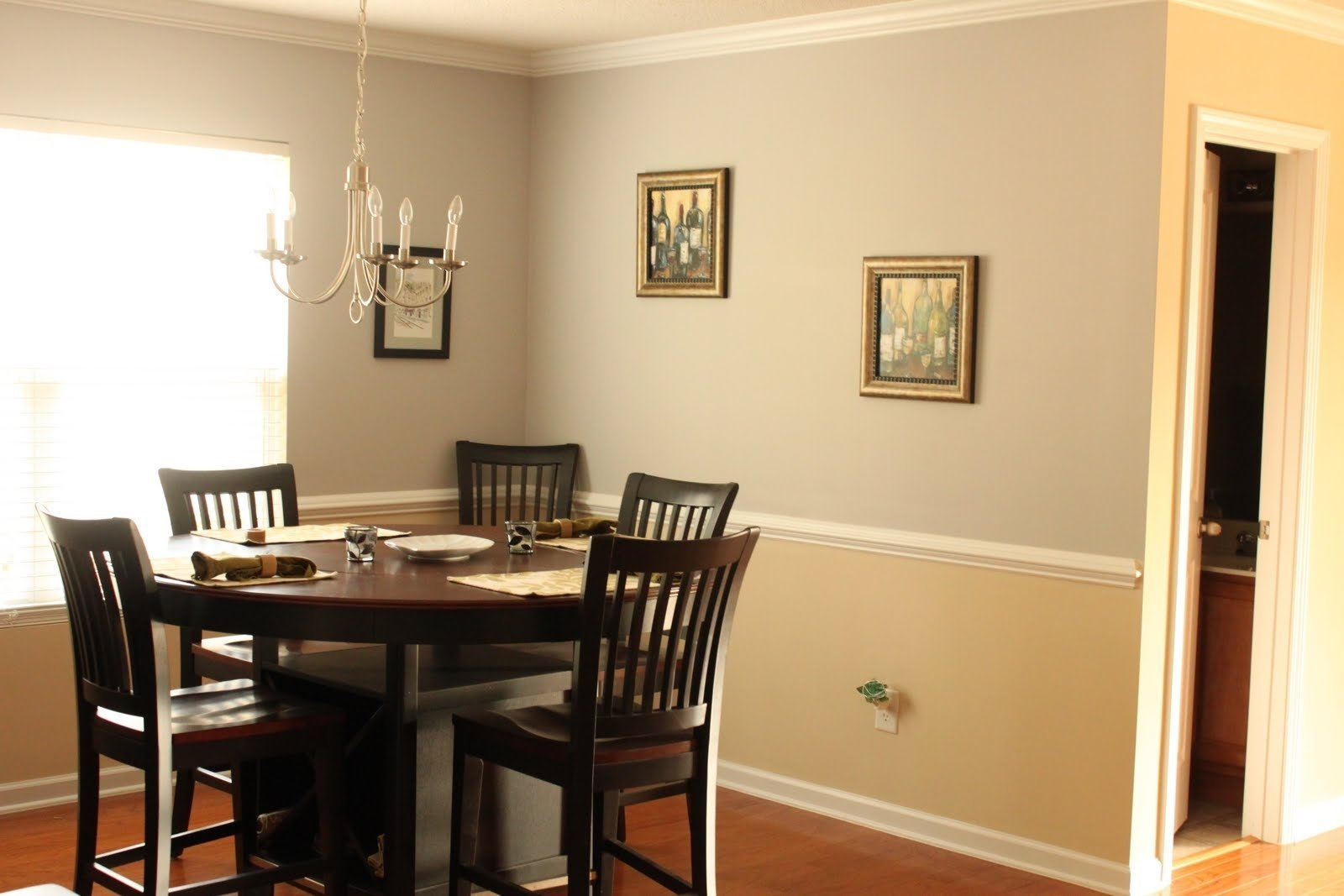 10 Fabulous Dining Room Wall Color Ideas