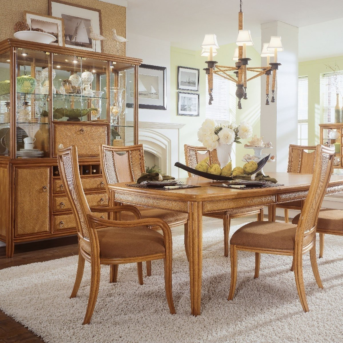 10 Elegant Dining Room Table Decorating Ideas Pictures dining room table centerpiece grousedays