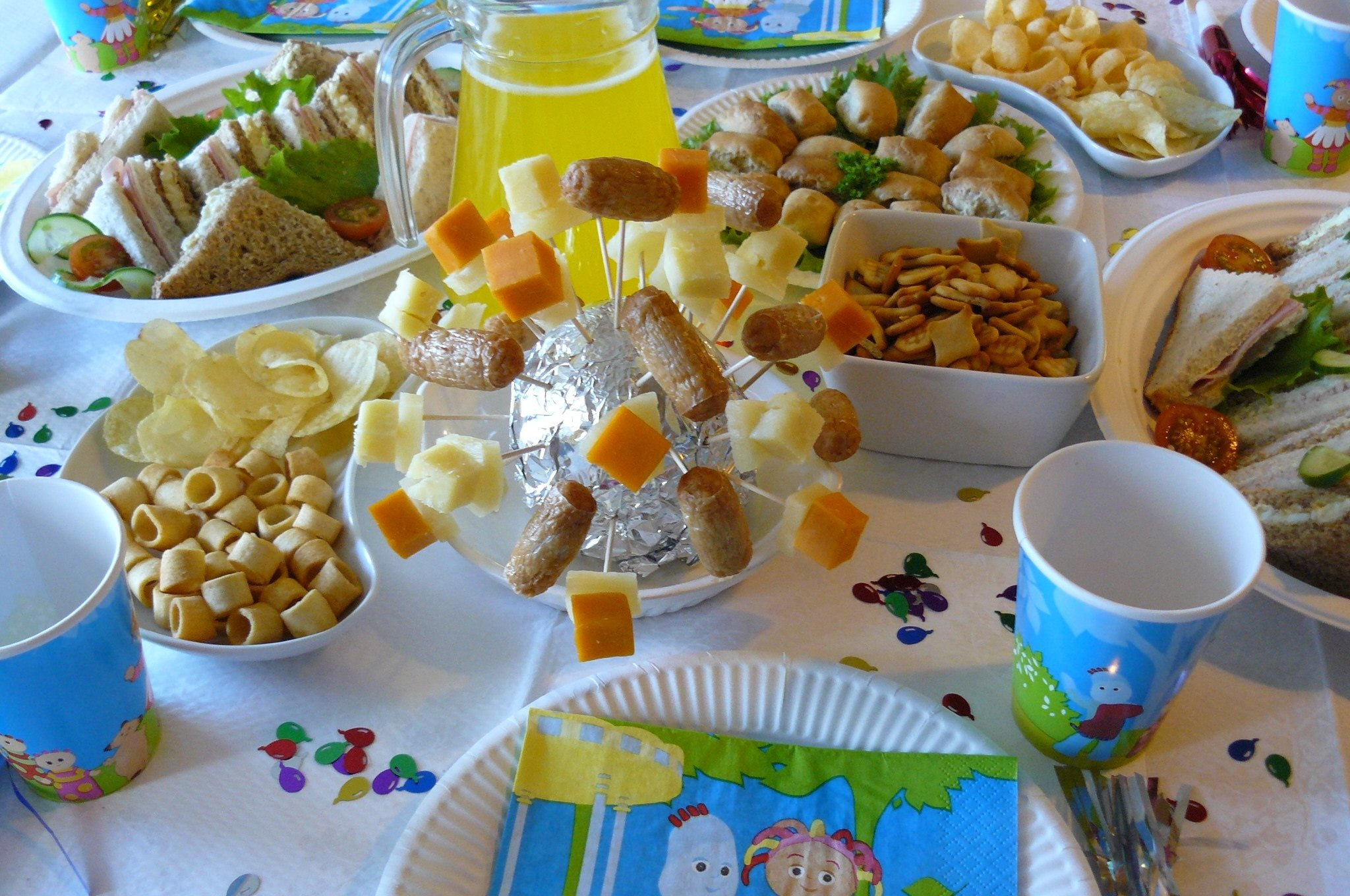 10 Beautiful Kid Birthday Party Food Ideas dining summer party ideas together with with summer party ideas