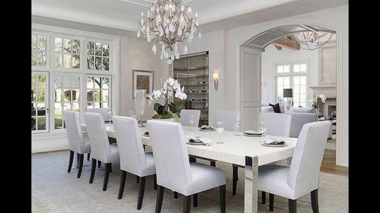10 Trendy Dining Room Table Decor Ideas dining table decoration ideas 2017 youtube 2020