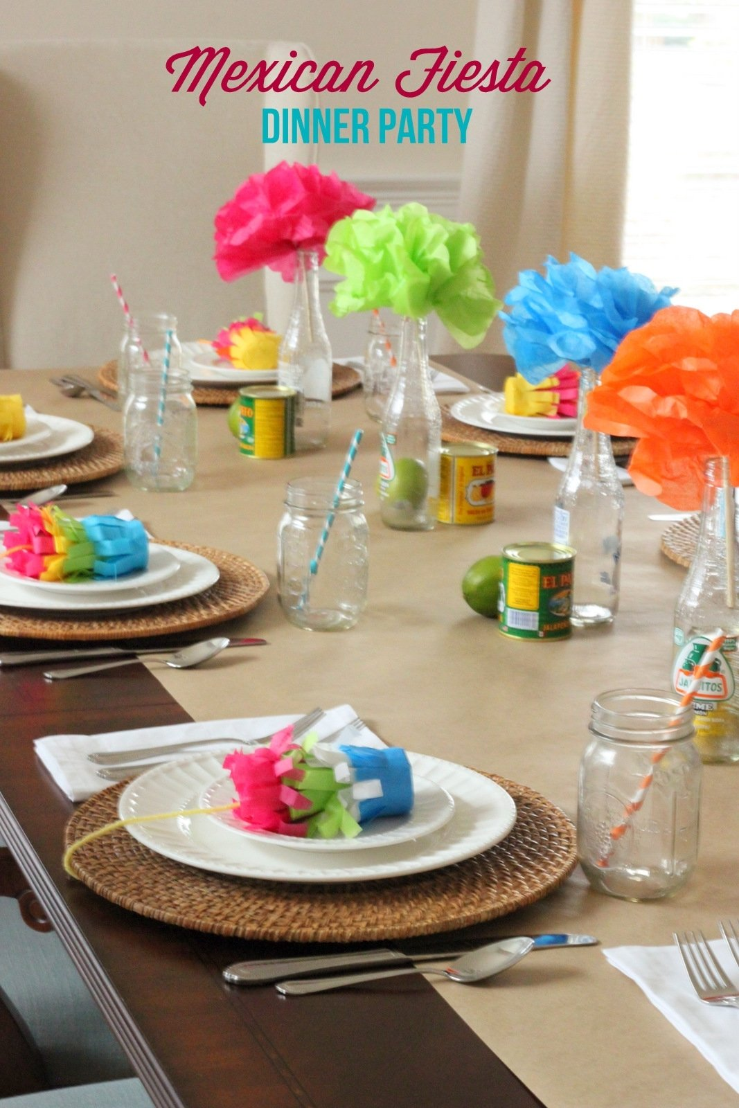 10 Attractive Mexican Party Ideas For Adults dinner party ideas mexican fiesta party mirabelle creations 2021
