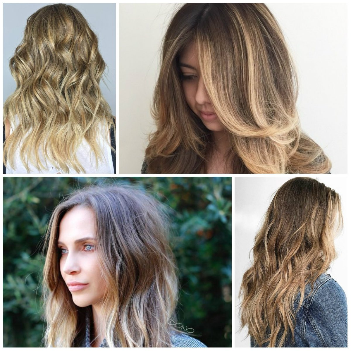 dirty blonde hair colors for 2018 – best hair color ideas & trends