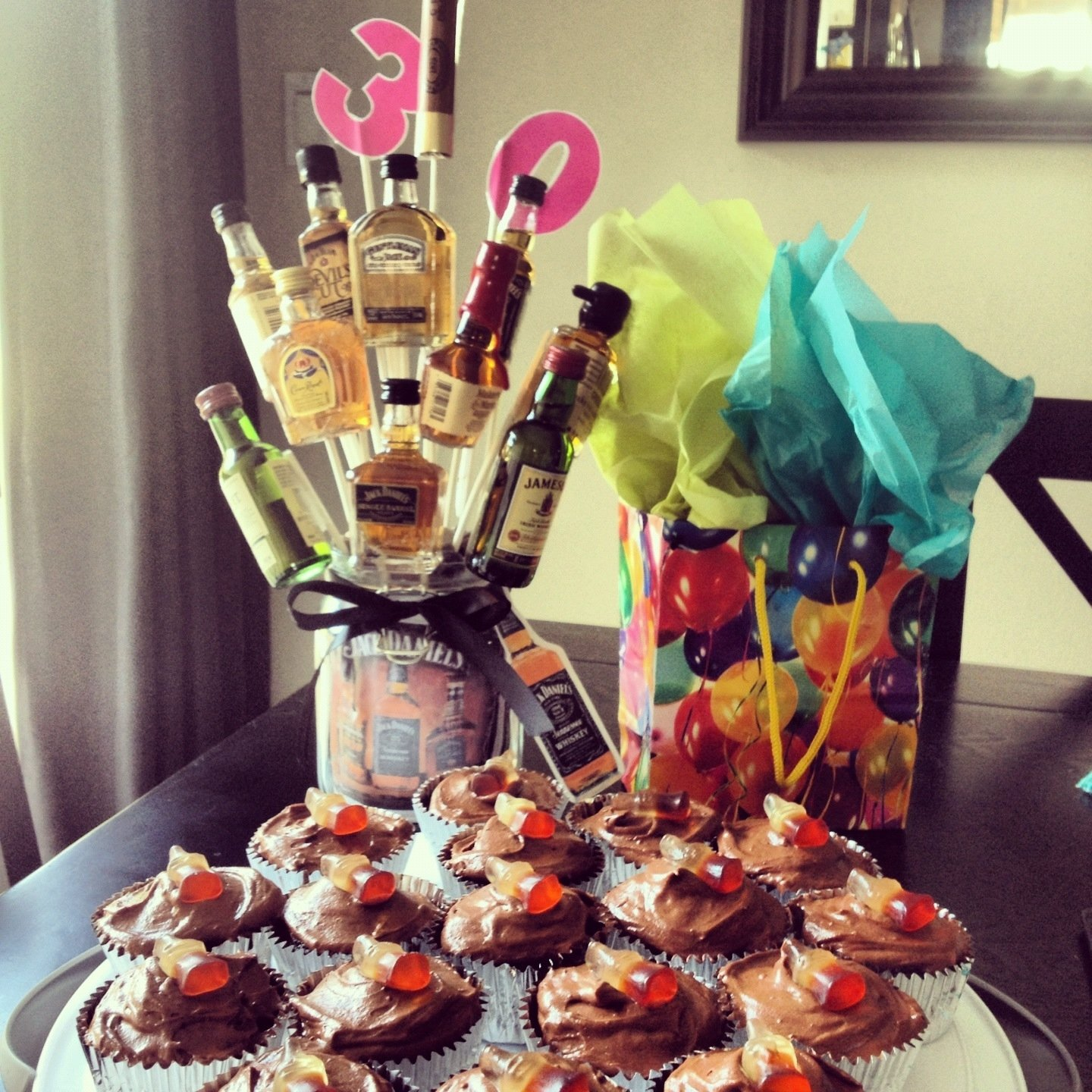 10 Gorgeous 30 Birthday Party Ideas For Her dirty thirty fun guys 30th birthday gift ill need this in a 9