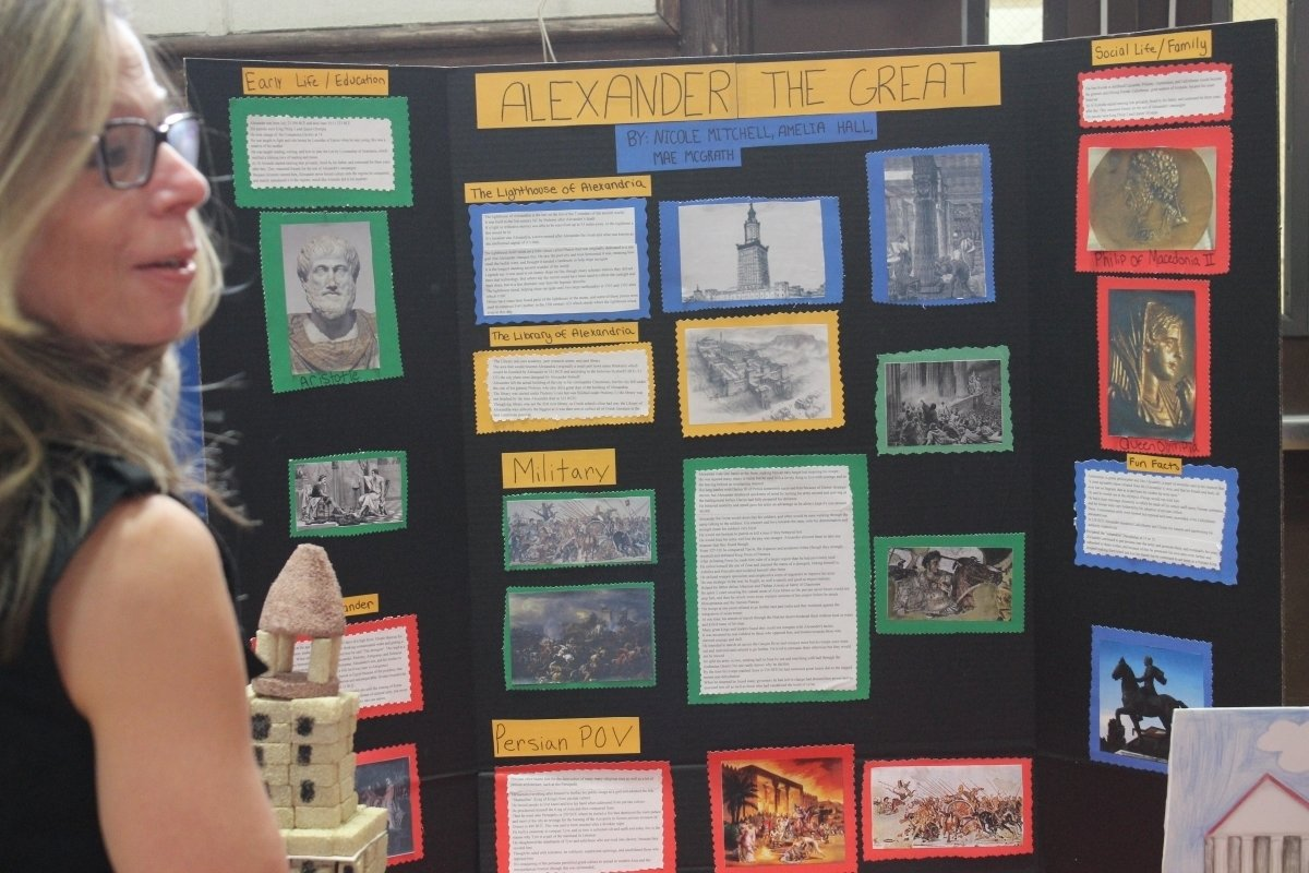10 Unique History Project Ideas For Middle School discovery night at haldane highlands current 1