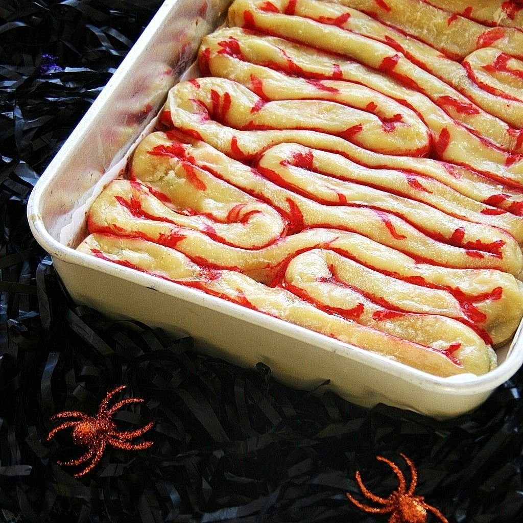 10 Unique Gross Halloween Party Food Ideas disgusting disturbing and irresponsible halloween party food 2020