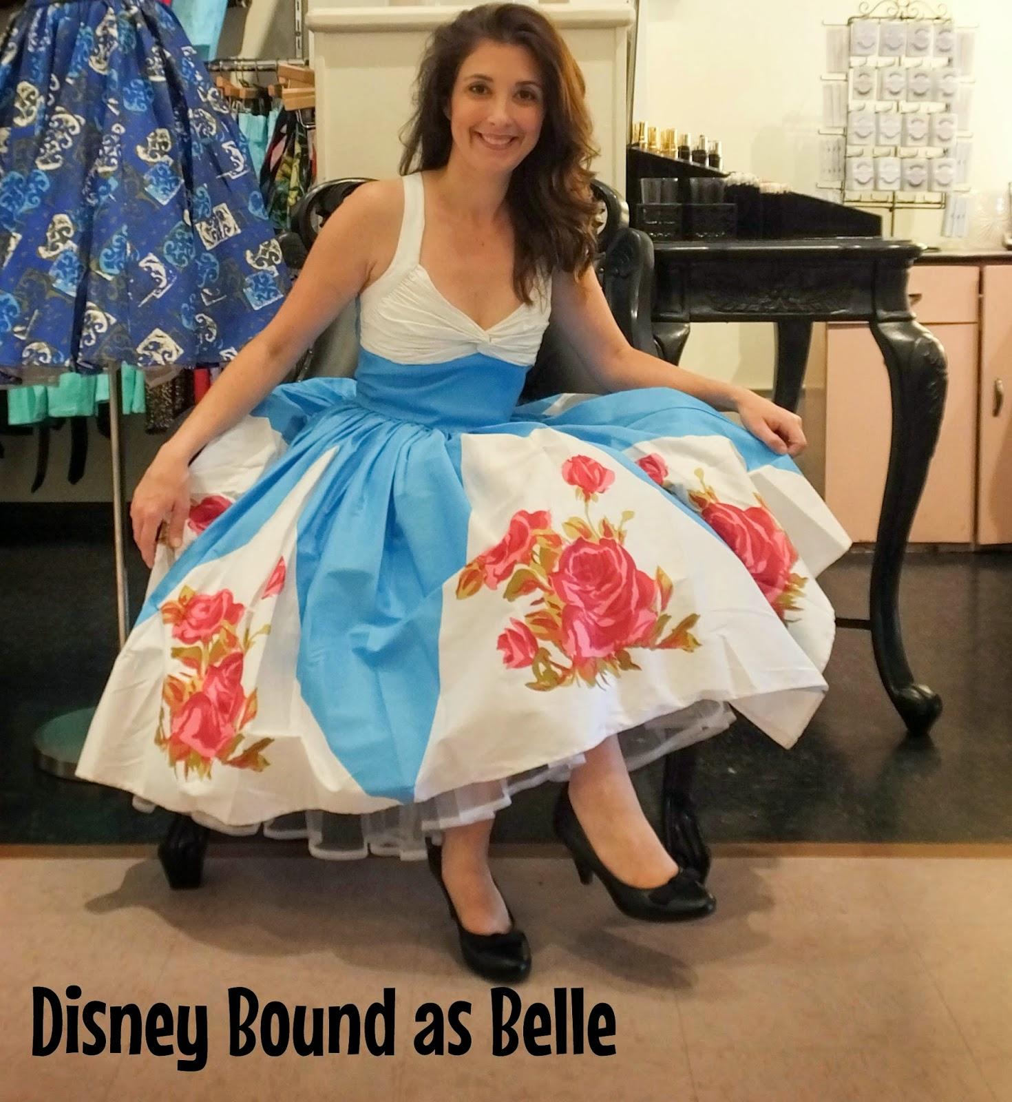 disney bounding ideas with pinup girl clothing - babes in disneyland